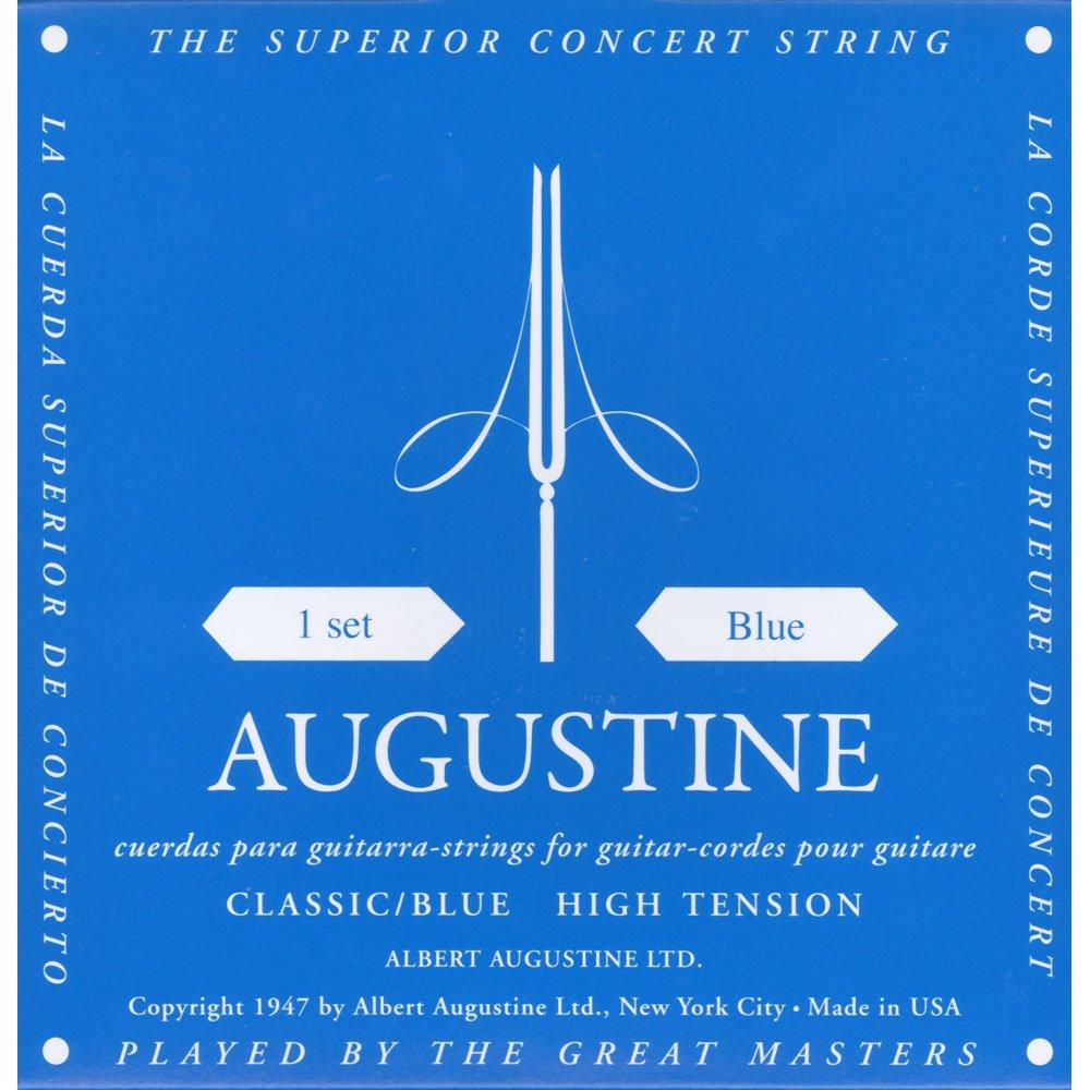 Augustine Klassik Gitarrensaiten Blue Label